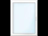 Fenster 80×120 Cm Pvc Profil Kaufen Bei Hellwegde regarding proportions 1200 X 900