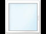 Fenster 90×90 Cm Pvc Profil Kaufen Bei Hellwegde pertaining to measurements 1200 X 900