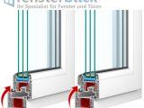 Fenster Drutex Iglo 5 Classic Wei 3 Flg Dkdrehdk for size 1000 X 1000