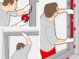Fenster Einbauen Anleitung Zum Richtigen Fenstereinbau regarding size 1138 X 1055