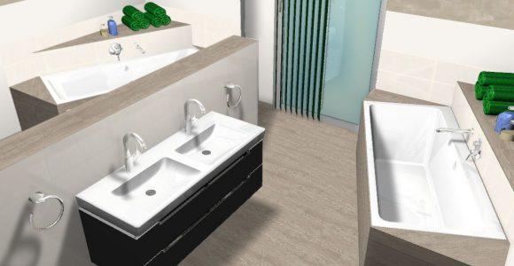 badezimmer aufteilung neubau Archives - Haus Ideen