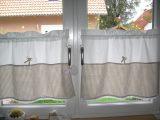 Gardinen Gardine 2 Geteilt Ein Designerstck Von Schmetterling06 for proportions 1500 X 1125