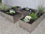 Garten Im Quadrat Hochbeet In L Form Corner 160 Edelstahl Bausatz inside size 1653 X 1063