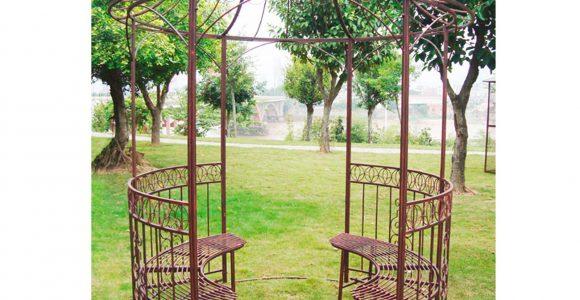 Garten Pavillon Metallpavillon Sun Antik Kupfer Look throughout size 1600 X 1600