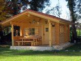 Gartenblockhaus Aus Rundstmmen Oder Vierkantbalken Bauen regarding sizing 1200 X 800