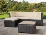 Gartenfreude Garten Lounge Set Relax Polyrattan Bicolour Braun 13 intended for dimensions 1500 X 1500