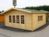 Gartenhaus Innsbruck 54 X 54m Mit Boden Garten Akzent regarding size 1024 X 768