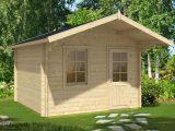 Gartenhaus Mit Vordach Oslo 105m 44mm 3×3 Hansagarten24 with proportions 1200 X 800