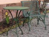 Gartensessel Arras Eisen Patiniert Von Replicata Tiefe 58 Cm inside size 1041 X 1200