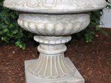 Gartenskulptur Steinfigur Blumentopf Pflanzschale Garten Bertopf 33 pertaining to measurements 1209 X 1209