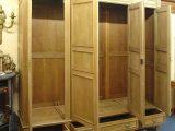 Gebrauchte Schlafzimmer Schrank Und Kleiderschrank Landhaus Weic39f within sizing 1126 X 1200