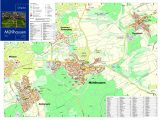 Gemeinde Mhlhausen Druckversion Ortsplan regarding sizing 7271 X 5537
