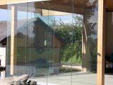 Glasschiebetren Fr Holzanbau Auf Terrasse Fenster Schmidinger pertaining to measurements 1800 X 1200