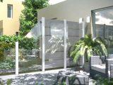 Glaszune Als Moderner Sichtschutz Im Garten Holz Roeren Gmbh in size 1920 X 1060