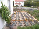 Gnstige Terrassen Ideen Mit Holzterrasse Gnstig Terrasse Von with size 1264 X 948
