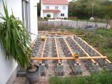 Gnstige Terrassen Ideen Von Terrassenberdachung Alu Glas Gnstig intended for measurements 1264 X 948