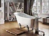 Gute Alte Zeit Die Romantische Freistehende Nostalgie Badewanne regarding size 1280 X 720