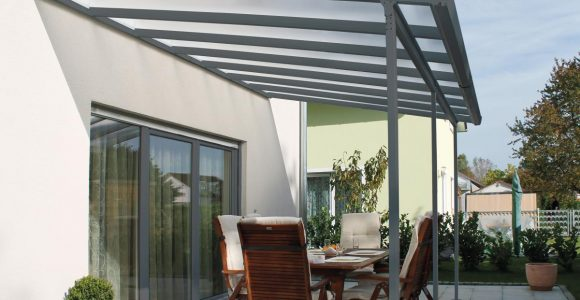 Gutta Terrassenberdachung Bausatz Typ B 426 X 306 M Anthrazit pertaining to proportions 1200 X 879