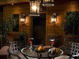 Haus Beleuchten Auaen Terrasse Moderne Idee Beleuchtung Leuchte throughout dimensions 760 X 1140