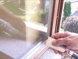 Heimwerker Reparatur Holz Fenster Abschleifen Und Streichen Selber in dimensions 1280 X 720