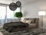 Hintergrundbilder Schlafzimmer Innenarchitektur Bett Lampe Design with sizing 1365 X 1024