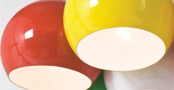 Hngeleuchte 7 Kugeln Lampe Calotta Hngelampe Leuchte Bunt Avec with size 1500 X 1500
