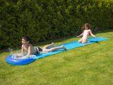 Hochgeschwindigkeits Wasserrutsche Fr Den Rasen Coolstuffde within proportions 1200 X 900