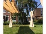 Hochwertige Standmarkise Dubai2 3x4m Pavillon Garten Festzelt Metall inside size 1406 X 1406