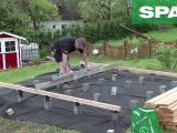 Holzterrasse Mit Hhenverstellbarem Verlegesystem Von Spax Bauen inside size 1280 X 720