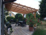 Holzwurmtomde Bau Einer Terrassenberdachung Teil 3 for measurements 1600 X 1200
