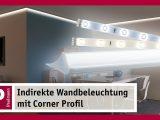 Indirekte Beleuchtung Stuckleisten Und Licht Voute Mit Led Strips for dimensions 1920 X 1080