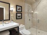 Ins Badezimmer Ohne Fenster Einen Blickfang Bringen within size 800 X 986