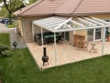 Karalus Terrassendach Wintergarten Fenster Und Tren for measurements 1200 X 795