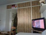 Kleiderschrank Bekleben Folie Holzdekor Resimdo throughout dimensions 1280 X 960