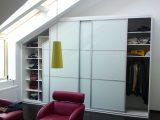 Kleiderschrank Unter Einer Schrge Im Dachgeschoss In Lbeck for proportions 1280 X 960