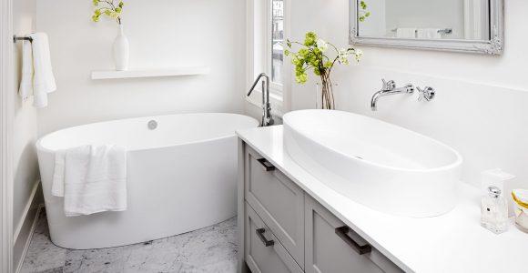 freistehende badewanne für kleine bäder Archives - Haus Ideen