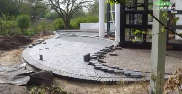 Klinker Terrasse 2 Farbig Herstellen Anleitungtipps Zum Selber regarding proportions 1280 X 720