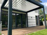 Lamellendach Einfach Optimaler Sonnen Und Wetterschutz Mit Der in proportions 4032 X 3024