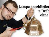 Lampe Anschlieen 2 Drhte Ohne Fi Klassische Nullung Von within proportions 1920 X 1080