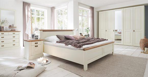 Landhausstil Schlafzimmer Nordic Dreams Massivholzmbel Von Gomab intended for proportions 1700 X 850