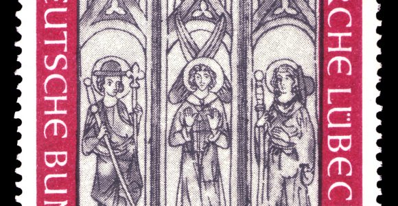 Lbecker Marienkirche regarding measurements 950 X 1140