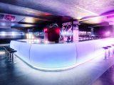 Leuchttheke Fiesta Bar Loungekonzept with measurements 2480 X 1748