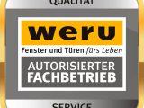 Lieferung Und Montage Von Weru Fenster Und Tren Haustren Aus Holz throughout sizing 1280 X 1185