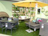 Loungige Gartenmbel Moderne Garnituren Polsterauflagen Weko with dimensions 1200 X 800