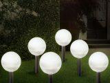 Luxus 6er Set Solar Garten Led Leuchte Lampe Beleuchtung Dekoration regarding measurements 1000 X 1000