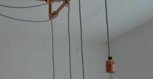 Mit Glhbirnen Am Kabel Knnen Sie Lampen Versetzt Anbringen inside measurements 750 X 1487