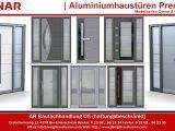 Moderne Designhaustren Aluminiumhaustren Haustren Eingangstren within proportions 1920 X 1080