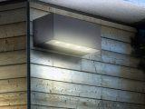 Moderne Led 4 Watt Leuchte Aluminium Wand Lampe Balkon Garage Auen intended for measurements 1000 X 1000