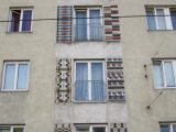 Mosaike Ornamente Um Fenster Links Von Othmer P Hartmann 1960 pertaining to measurements 1500 X 2000
