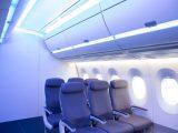 Neu Im Lufthansa Airbus A350 900 Flugzeug Beleuchtung Soll Jetlag with regard to size 1280 X 853